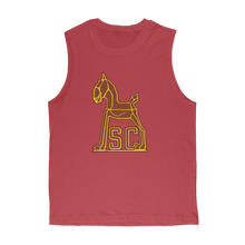Load image into Gallery viewer, 1940's Vintage USC Trojan Premium Adult Muscle Top