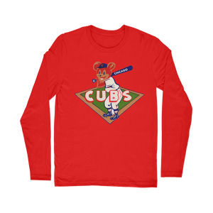 1950's Chicago Cubs  Classic Long Sleeve T-Shirt