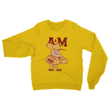 Load image into Gallery viewer, 1950's Texas A&M Ol' Sarge Classic Adult Sweatshirt