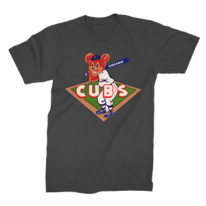 1950's Chicago Cubs  Premium Jersey Men's T-Shirt