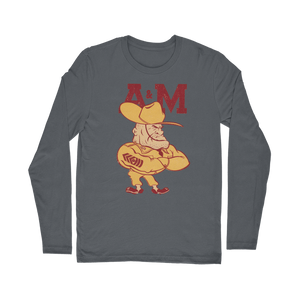 1950's Texas A&M Ol' Sarge Classic Long Sleeve T-Shirt