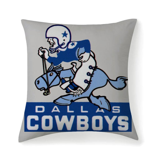 Dallas Cowboys pillow | COOLSTUB sports pillows