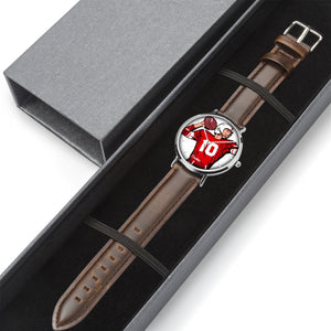 1950's Vintage Football Quarterback Watch by Coolstub™
