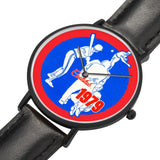 Coolstub™ Birth Year Sports Watches: 1979 Retro Baseball Art Watch