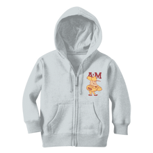 Load image into Gallery viewer, 1950's Texas A&M Ol' Sarge Classic Kids Zip Hoodie
