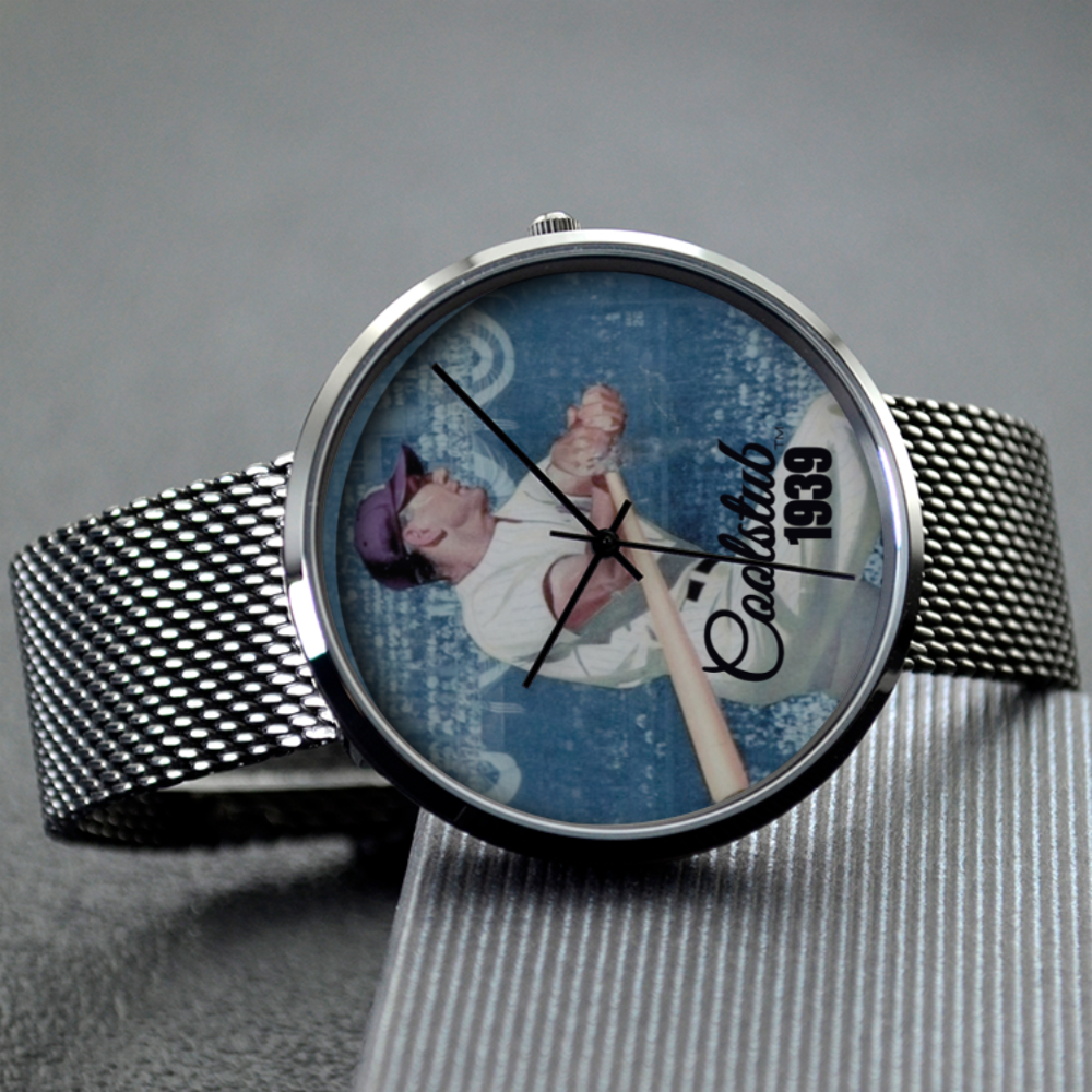 Best Father's Day Baseball Gifts | Vintage Baseball Watches