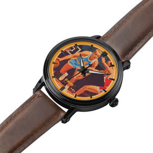 vintage basketball watch