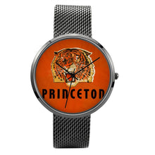 Load image into Gallery viewer, 1939 Princeton Tigers Vintage Ticket Watch With Stainless Steel Band