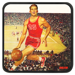 Cyber Monday Deals on Sports Gifts: '62 Basketball Coasters