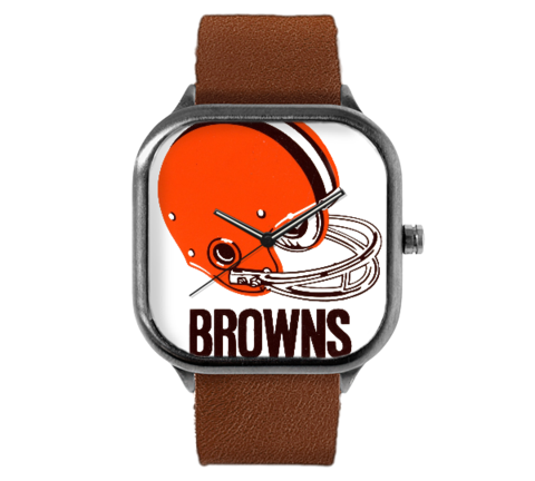 1971 Cleveland Browns Helmet Watch