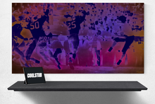 Load image into Gallery viewer, luxury watercolor football art