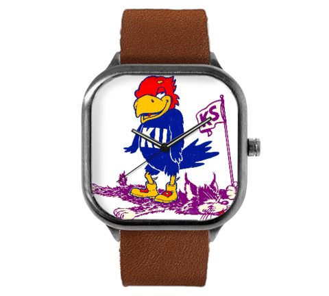 1950's Kansas Jayhawk Watch