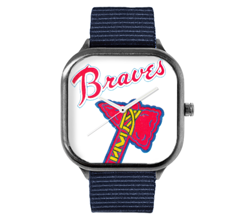 1980's Atlanta Braves Watch