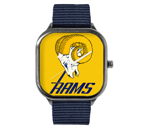 1958 Los Angeles Rams Vintage Watch