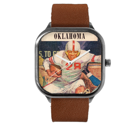 1959 Oklahoma Sooners Football Watch