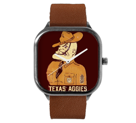 1950's Texas A&M Ol' Sarge Watch