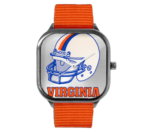 1987 Virginia Cavaliers Helmet Watch