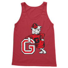 Load image into Gallery viewer, 1950's Vintage Georgia Bulldog  Classic Adult Vest Top