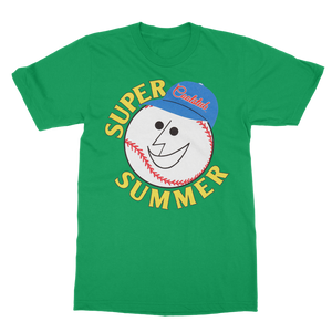 Coolstub™ 1977 Super Summer Retro Baseball Classic Adult T-Shirt