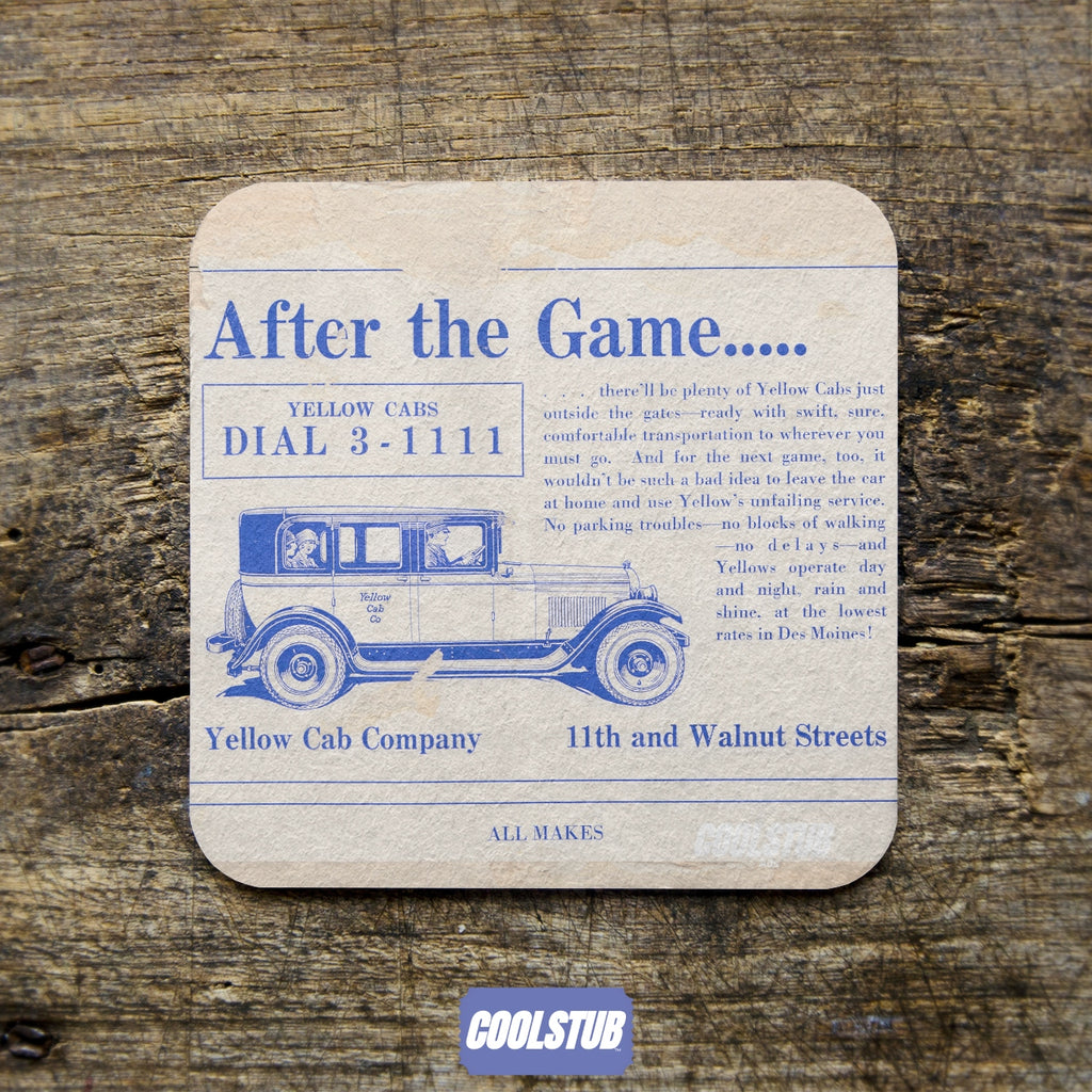 After the Game Coasters 1930