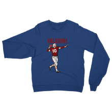 Load image into Gallery viewer, 1950's Oklahoma Football Quarterback Classic Adult Sweatshirt