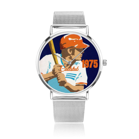 Coolstub™ 1975 Retro Baseball Art Watch
