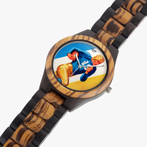 vintage football watch