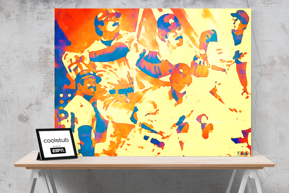 Coolstub™ Best Retro Sports Art: 1981 Remix