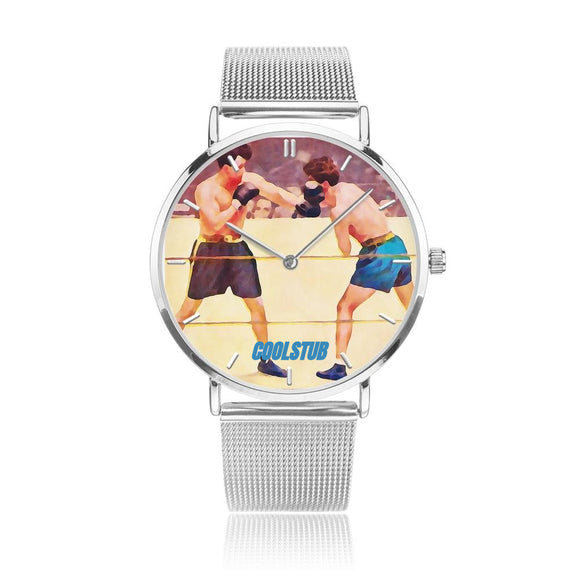 vintage boxing watch, boxing gift ideas