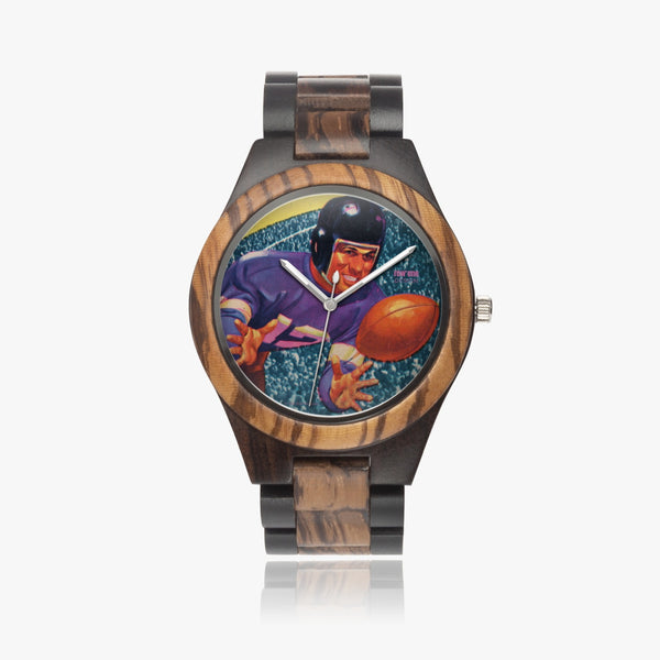1939 Concentration Grab Wooden Watch