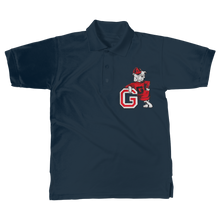 Load image into Gallery viewer, 1950's Vintage Georgia Bulldog  Classic Women's Polo Shirt