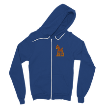 Load image into Gallery viewer, 1940's Vintage USC Trojan Classic Adult Zip Hoodie
