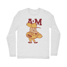 Load image into Gallery viewer, 1950's Texas A&M Ol' Sarge Classic Long Sleeve T-Shirt