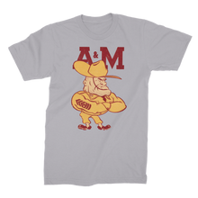 Load image into Gallery viewer, 1950's Texas A&M Ol' Sarge Premium Jersey Men's T-Shirt
