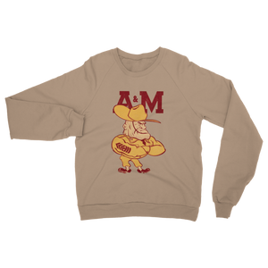 1950's Texas A&M Ol' Sarge Classic Adult Sweatshirt