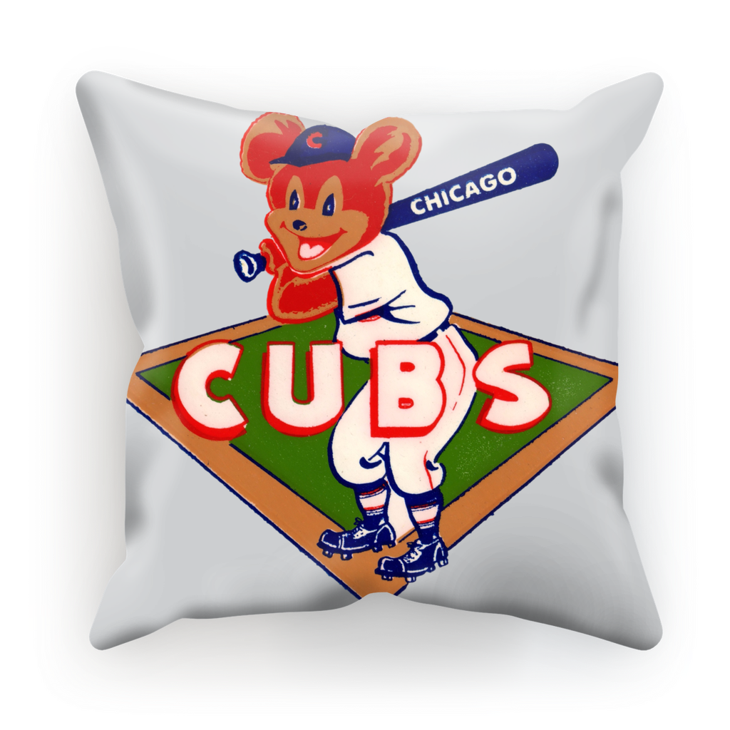 1950's Chicago Cubs  Sublimation Cushion Cover