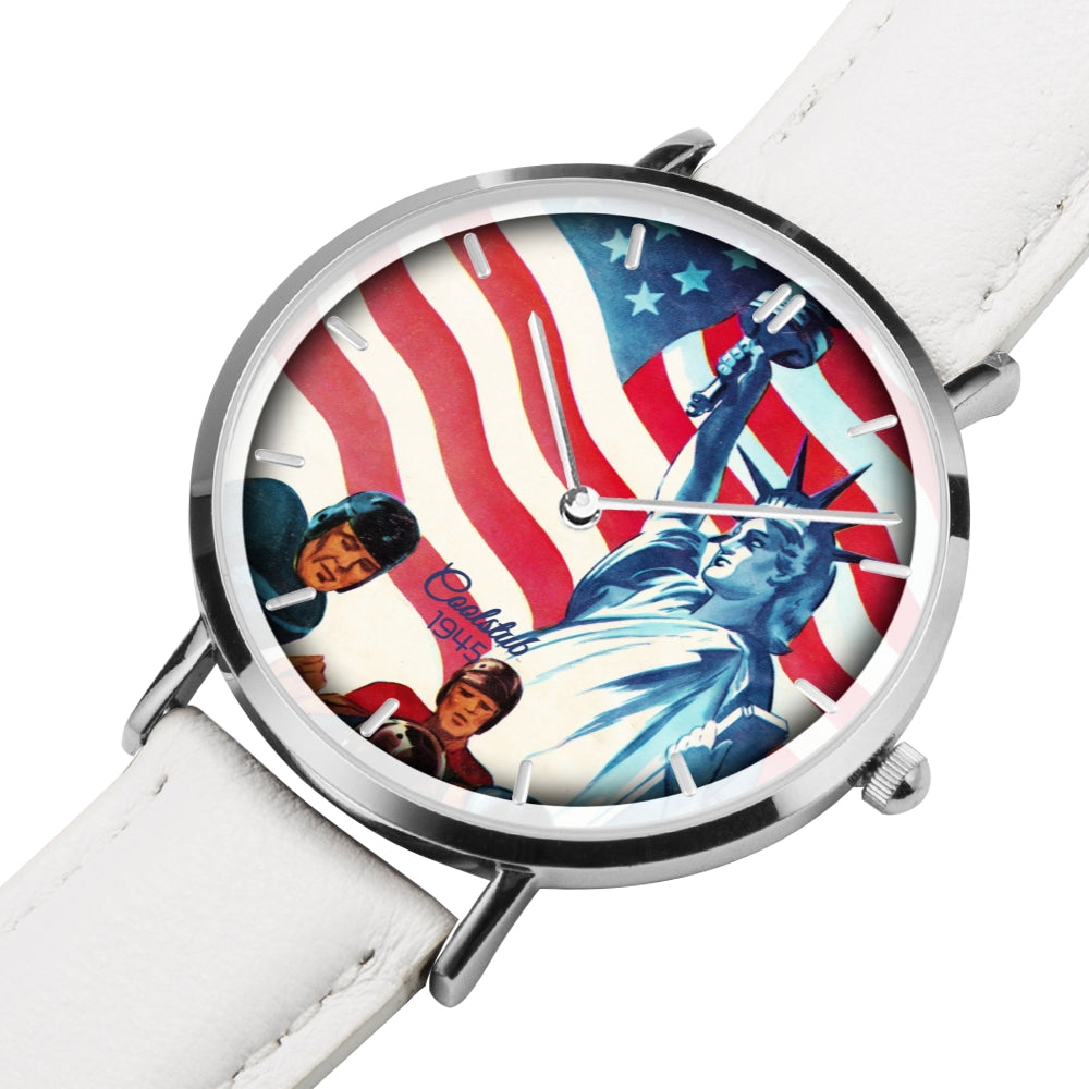 1945 Liberty Football Watch by Coolstub™