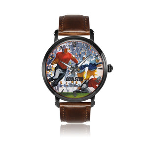 big face retro sports watches