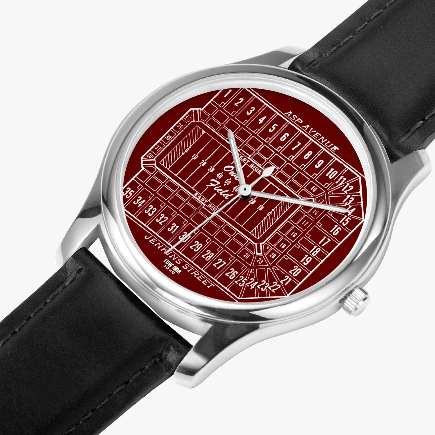 college football stadium map watches