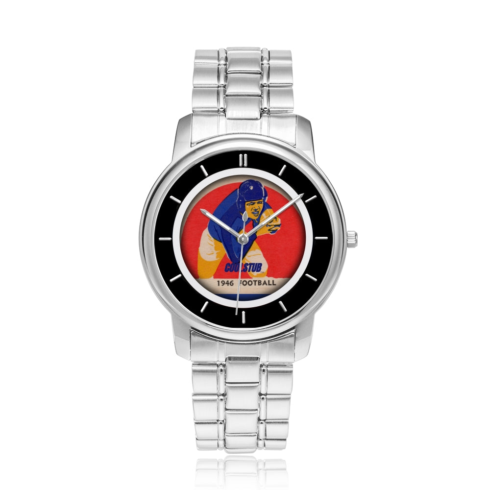 1946 Vintage Football Watch by Coolstub™