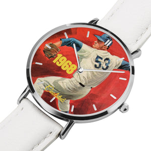 1968 baseball pitchers watch