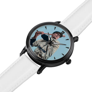 sports watches with baseball face designs