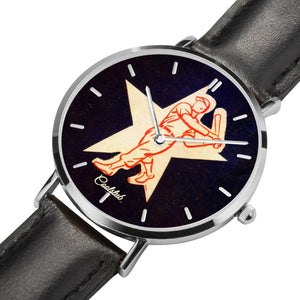 Coolstub™ 1953 Swing for the Stars Vintage Baseball Watch