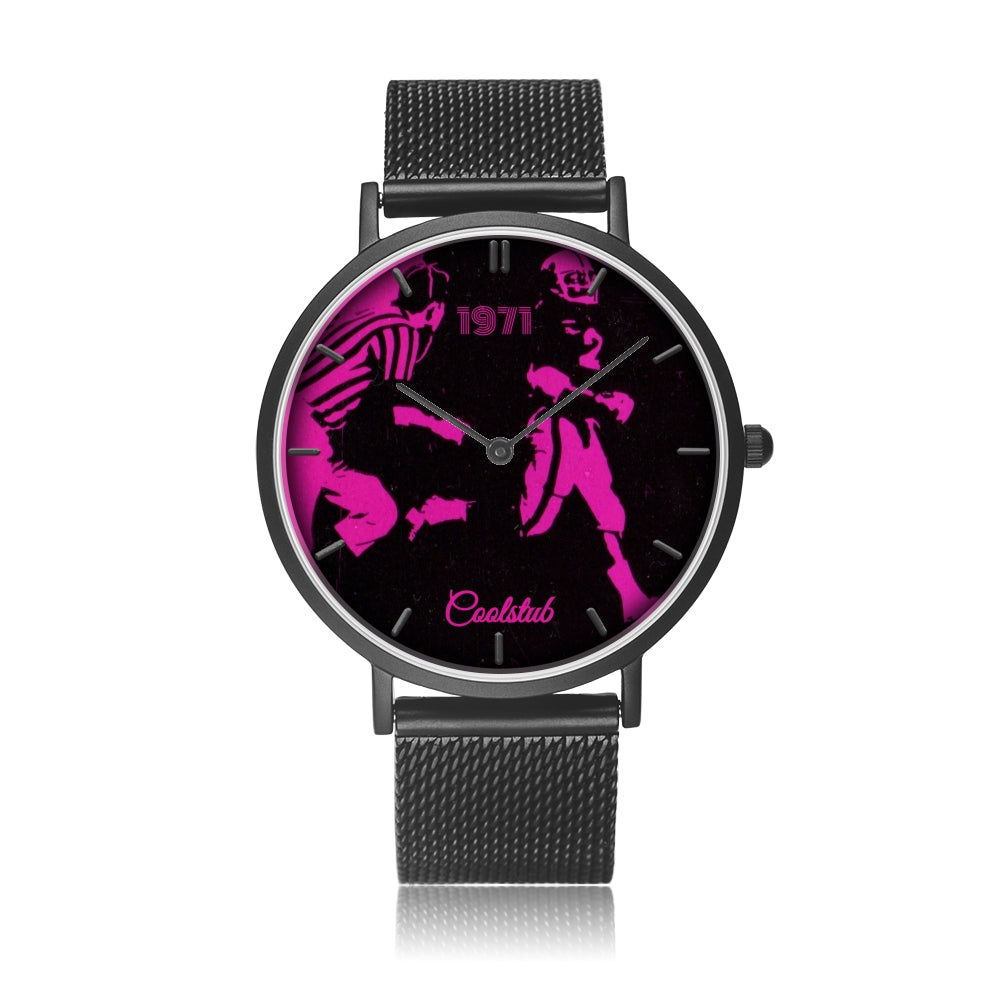 1971 Retro Football Watch by Coolstub™