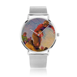 1928 American Football Art Watch