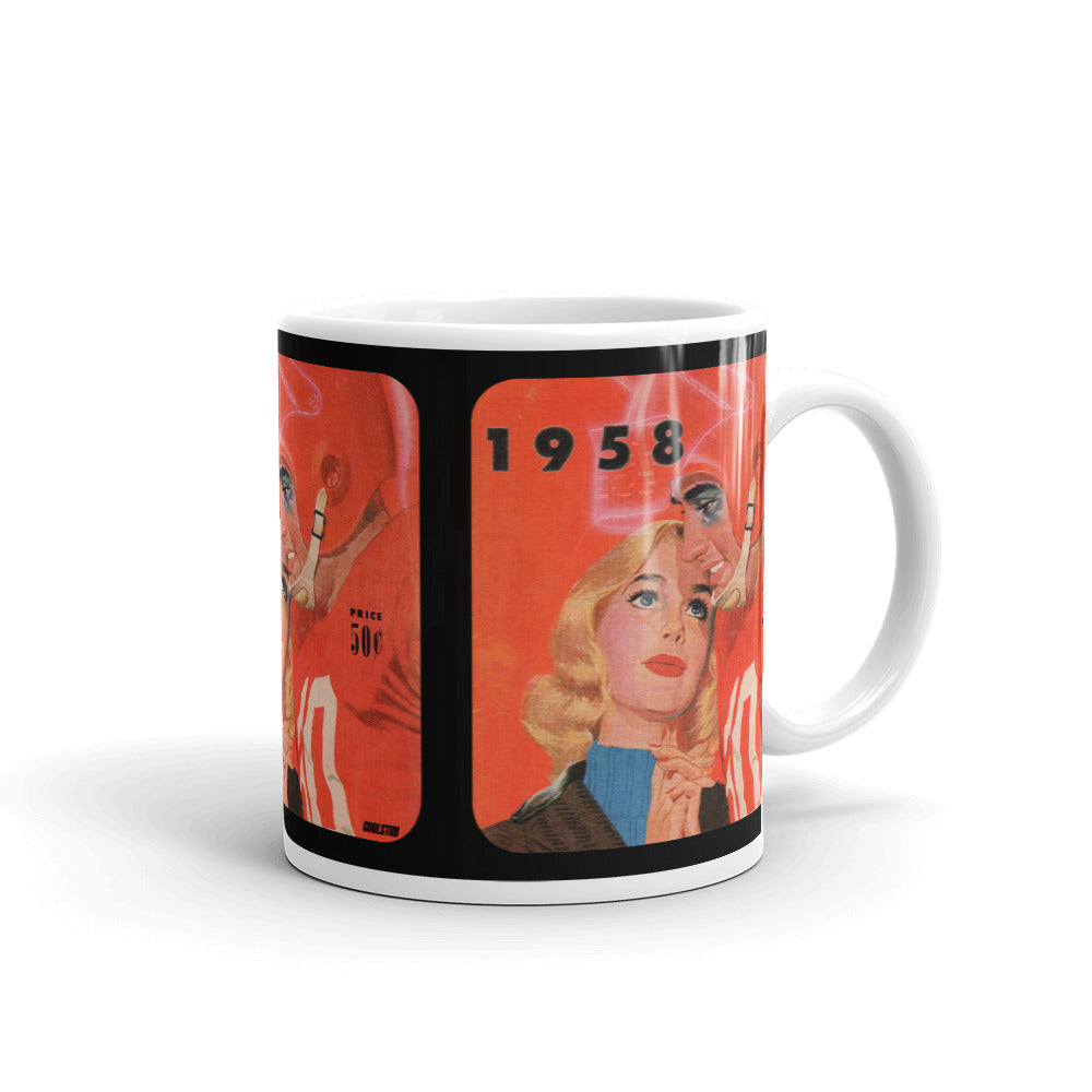 Football Love Affair Mug (1958)