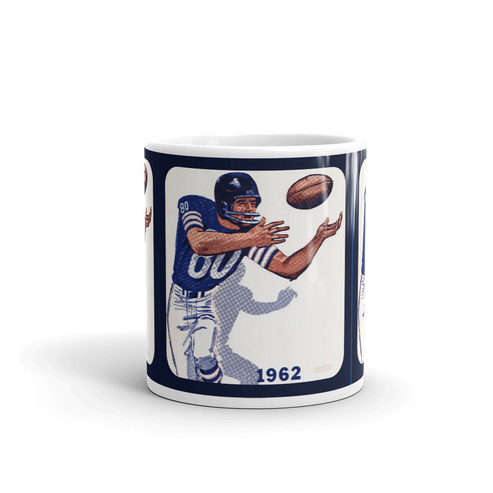 1962 Football Catch Mug