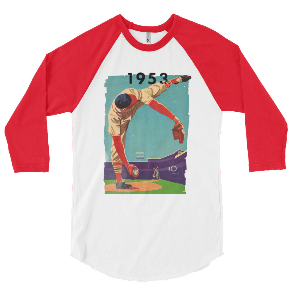 '53 Baseball Windup Tee