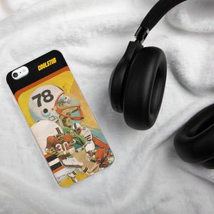 '78 Action iPhone Case
