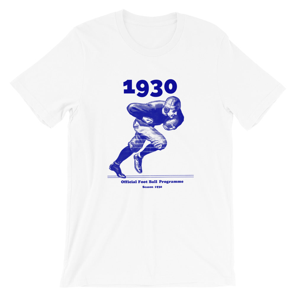 Coolstub™ 1930 Vintage Football Short-Sleeve Unisex T-Shirt